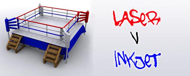 Laser Printer VS Inkjet Printer