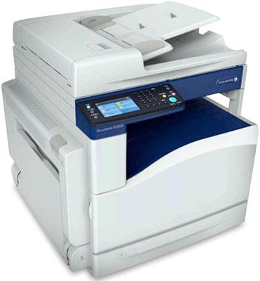 เครื่องถ่ายเอกสาร สี SC2020